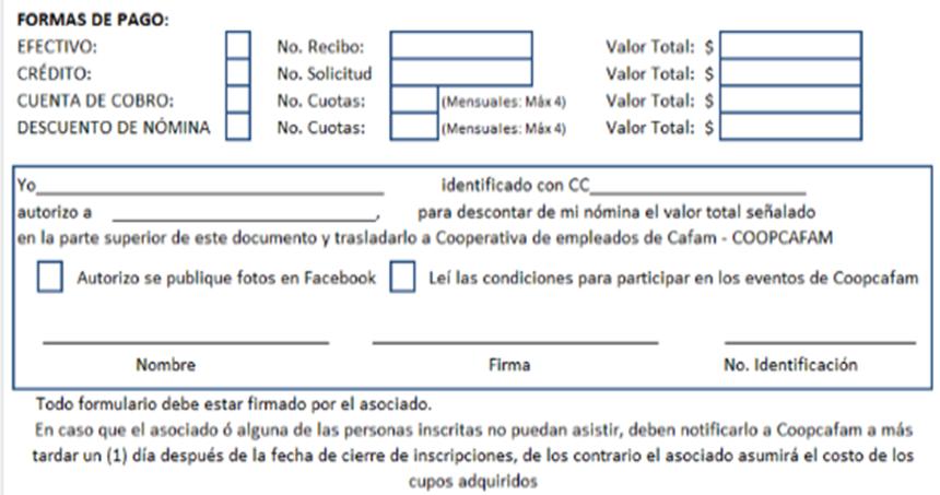 Nomina de pago Formato para pago de nomina